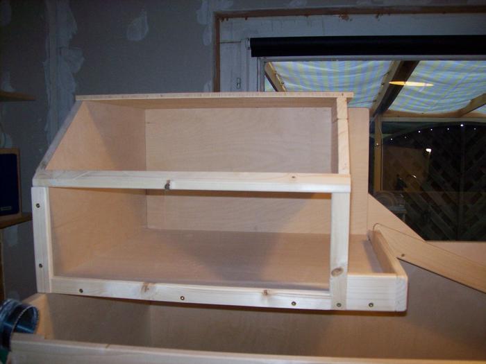 mein neuer eigenbau 3 st ckig meerschweinchen haltung. Black Bedroom Furniture Sets. Home Design Ideas